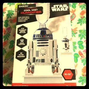 Star Wars R2-D2 Mini Desktop Humidifier